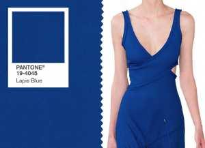 Модные цвета 2017. Lapis Blue (Синий лазурит) Фото и советы: Как стать самой красивой!