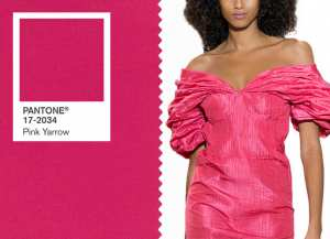 Модные цвета 2017. Pink Yarrow (Розовый тысячелистник) Фото и советы: Как стать самой красивой!