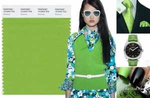 Модные цвета 2017. Greenery (Зелень) Фото и советы: Как стать самой красивой!