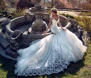 Модные свадебные платья 2017 года Фото и советы: Как стать самой красивой!