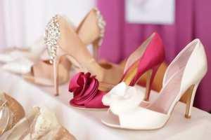 Свадебные туфли Фото и советы: Как стать самой красивой!