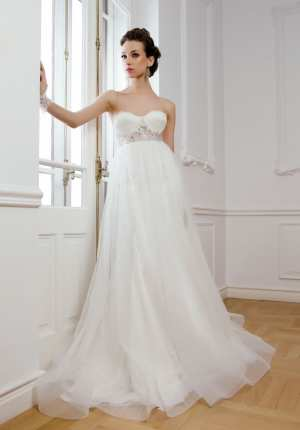 Свадебное платье для беременных Фото и советы: Как стать самой красивой!