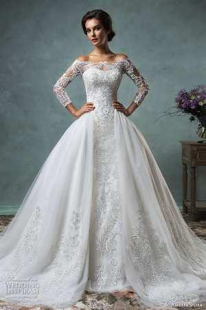 Свадебное платье силуэта Принцесса Фото и советы: Как стать самой красивой!